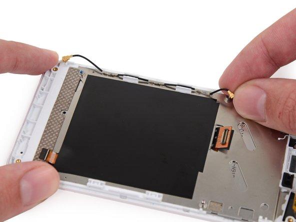 Remplacement de l'écran complet du Fairphone 1