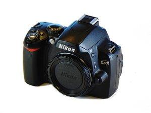 Nikon D40 Troubleshooting