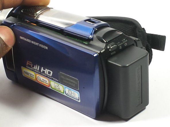 Bell and Howell DNV16HDZ Battery Replacement