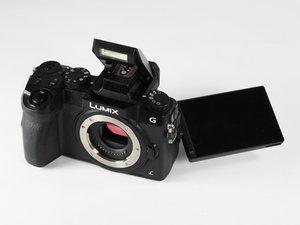 Panasonic Lumix DMC-G7 Repair