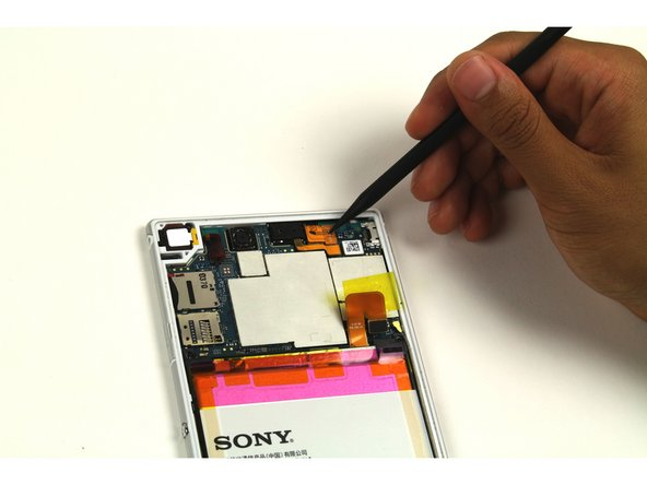 Sony Xperia Z Ultra Front Camera Replacement
