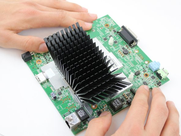 Brightsign 4k Motherboard Removal