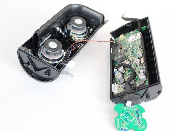 JBL Flip 2 Outer Case Disassembly