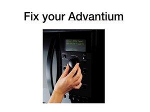Fix your GE advantium oven