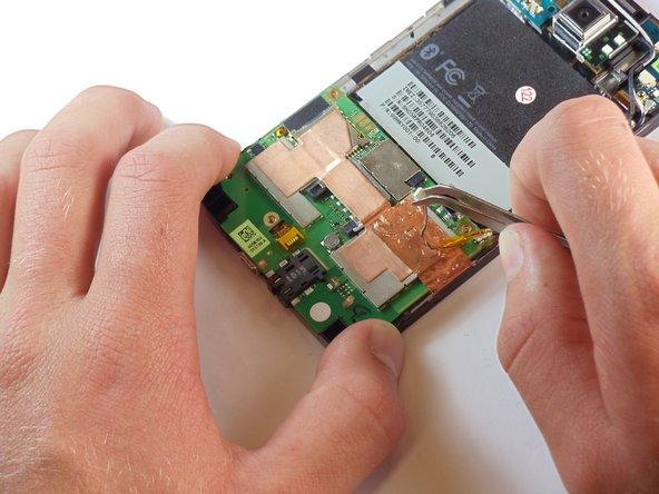 HTC HD2 Camera Replacement