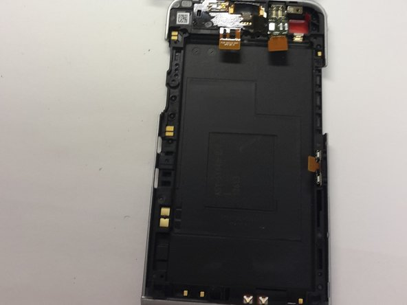 BlackBerry Z30 Middle Frame Replacement