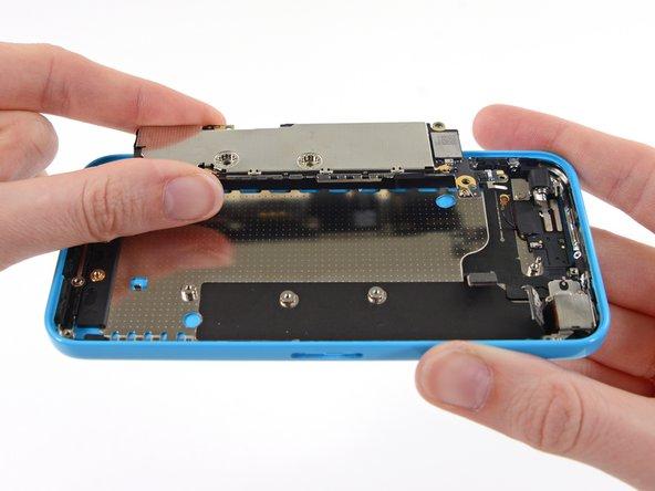 iPhone 5c Logic Board ersetzen