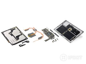 Microsoft Surface Pro 6 Teardown