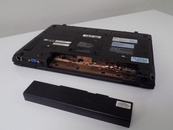 Toshiba Tecra M11 Battery Replacement