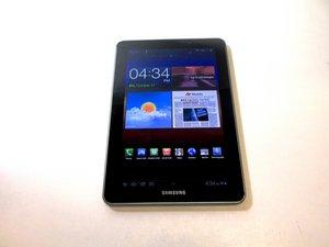 Samsung Galaxy Tab 7.7 Troubleshooting