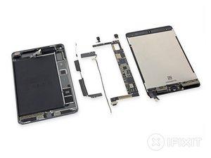 Vue éclatée de l'iPad Mini 5