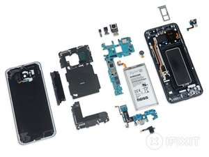 Samsung Galaxy S8+ Teardown