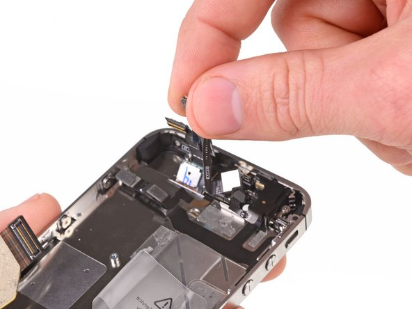 iPhone 4S Front Facing Camera Replacement