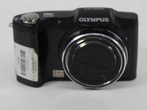 Olympus SZ-12 Lens Replacement