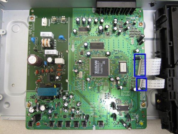 Repairing Samsung P241 Laser