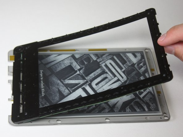 Kindle 第7世代 LCD回路基板の交換