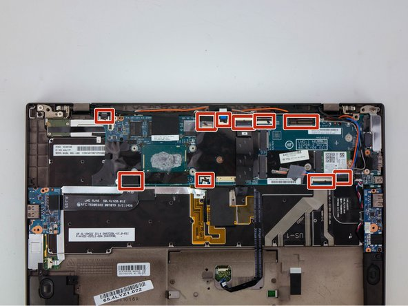Lenovo ThinkPad X1 Carbon (2nd Gen) Power Jack Replacement