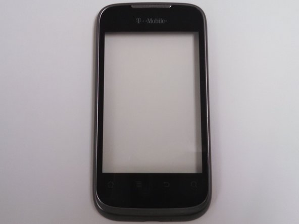 T-Mobile Huawei Prism U8651T Digitizer Replacement