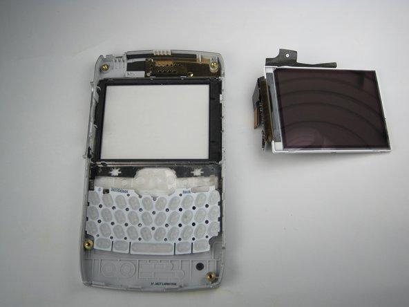 Motorola Moto Q LCD Display Replacment