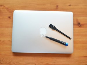 How to clean your MacBooks fan and prevent overheating!