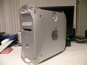 Power Mac G4 Quicksilver Teardown