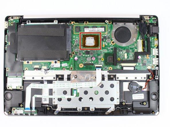 Asus VivoBook Q200E-BHI3T45 Thermal Paste Replacement