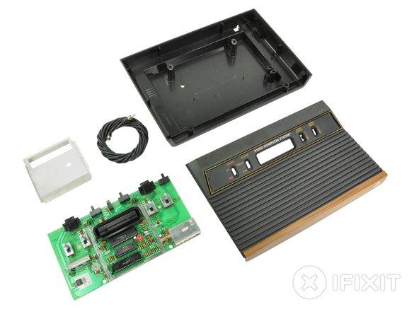 Atari 2600 Teardown