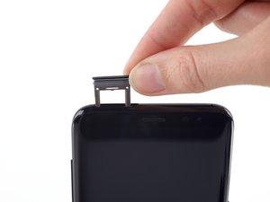 Vassoio della scheda SIM