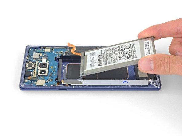 Samsung Galaxy Note9 Akku tauschen