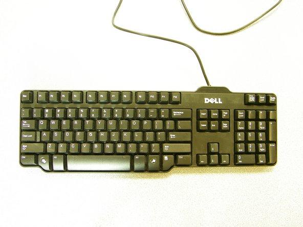 Removing Numerical Keypad