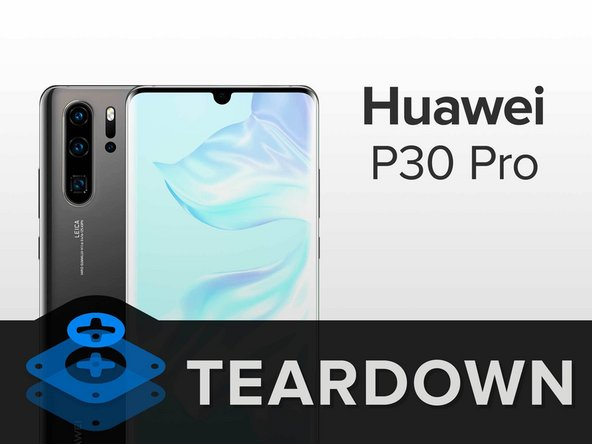 Let's put the Huawei P30 Pro into perspective with a glance at the specs: