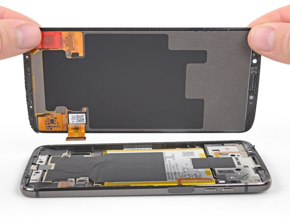 Motorola Moto Z3 Screen Replacement