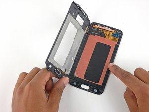 Samsung Galaxy S6 Ekran Düzeneği Değişimi