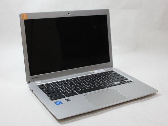Reemplazo de la tapa trasera de Toshiba Chromebook 2