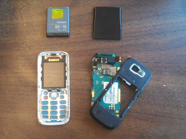 Nokia 2630b Antenna Replacement