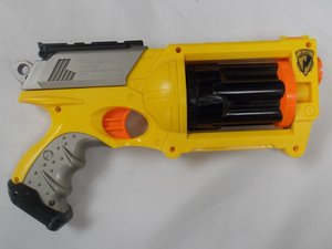 Nerf N-Strike Maverick Repair