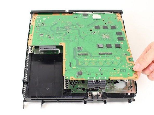 PlayStation 4のマザーボード交換