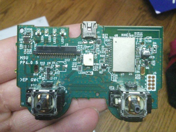 Sony Game Console Accessory L3 and R3 Potentiometer Replacement for PS3 & PS4