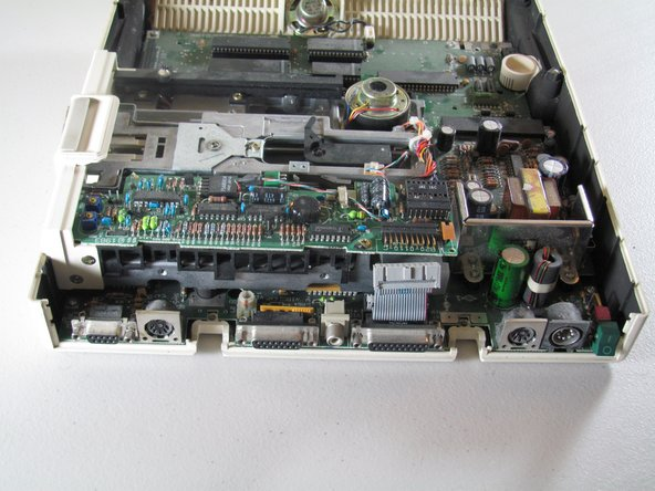 Apple IIc Floppy Drive Replacement