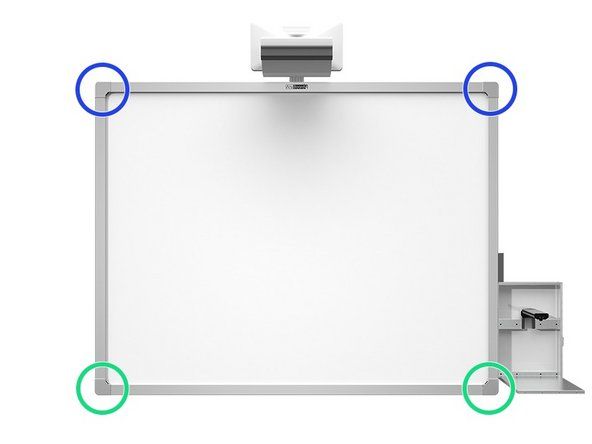 Cara Mengganti Camera Touch Sensor Pada Smart Board