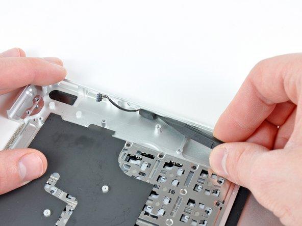 "MacBook Air 13"" Late 2010 Upper Case Replacement"