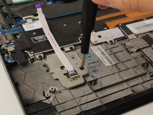 Fingerprint Press Scanner