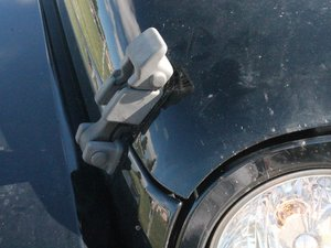 How to open the 2007-2012 Jeep Wrangler hood