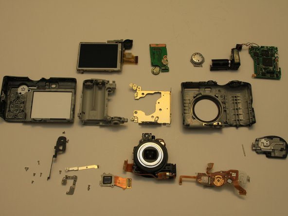 I've started fixing the Canon Powershot Cameras.  A lot of them have been showing up with E18 lens errors, broken battery covers, and of course the famous broken LCD cover/screen.  This teardown and the accompanying repair guides should help you with most of those problems.  Time for a teardown!