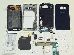 Desensamble de Samsung Galaxy S6
