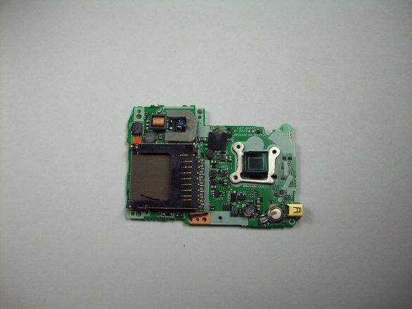 the Nikon Coolpix 4600 AV port Replacement