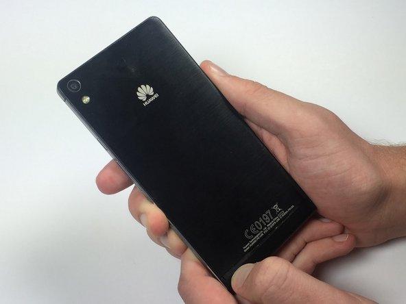Huawei Ascend P6-U06 Rückseite austauschen