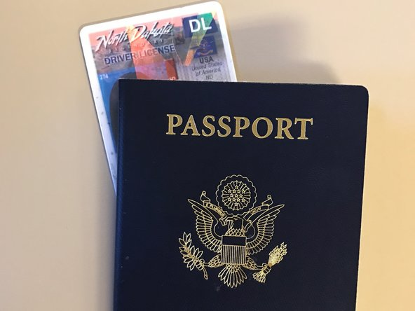 If you are traveling Internationally, check https://www.united.com/web/en-US/content... for more details on documentation while traveling