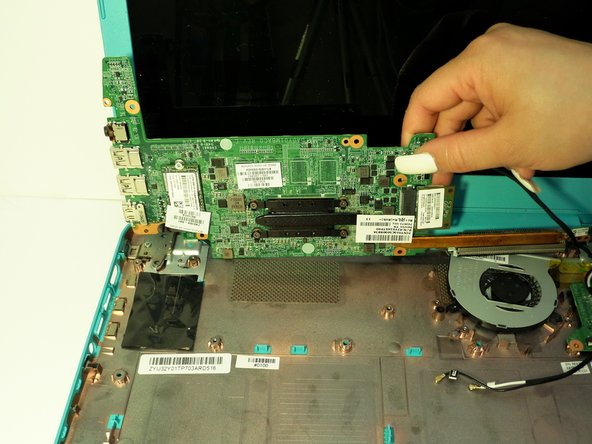 HP Pavilion 14-q020nr Motherboard Replacement