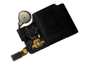 Speaker/Rear Camera